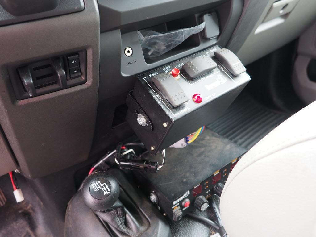 2017 F-550 Regular Cab DRW 4x4, Dump Body #10263B - photo 13
