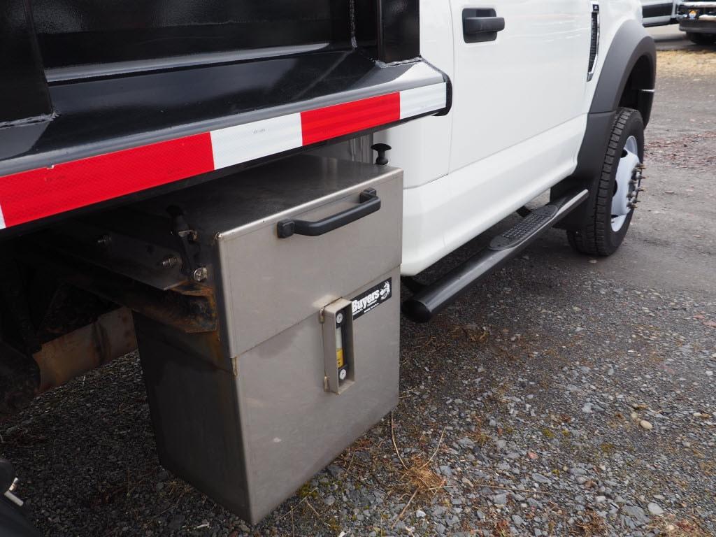 2017 F-550 Regular Cab DRW 4x4, Dump Body #10263B - photo 7