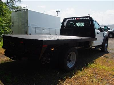 2019 F-550 Regular Cab DRW 4x4,  Knapheide PGNB Gooseneck Platform Body #10264T - photo 2