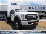 2019 F-550 Regular Cab DRW 4x4,  Knapheide PGNB Gooseneck Platform Body #10264T - photo 1