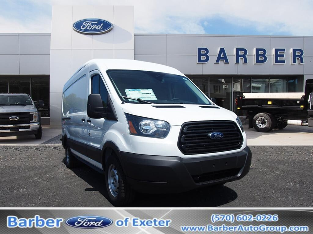 2019 Transit 250 Med Roof 4x2, Empty Cargo Van #10272T - photo 1