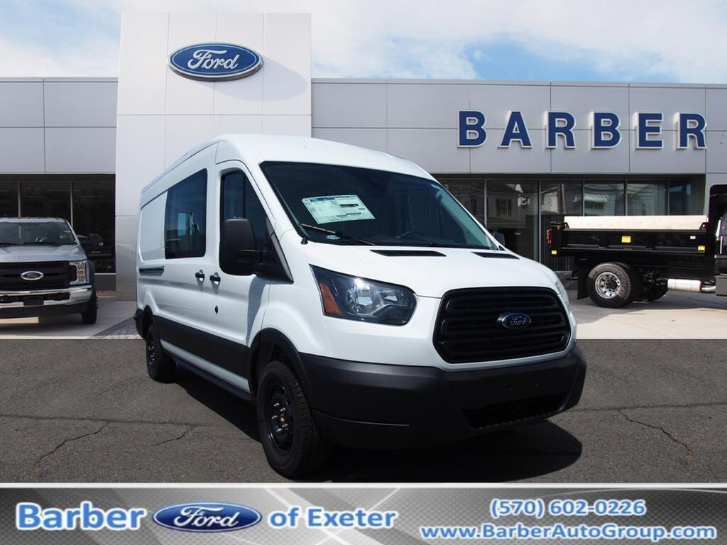 2019 Transit 250 Med Roof 4x2,  Empty Cargo Van #10275T - photo 1