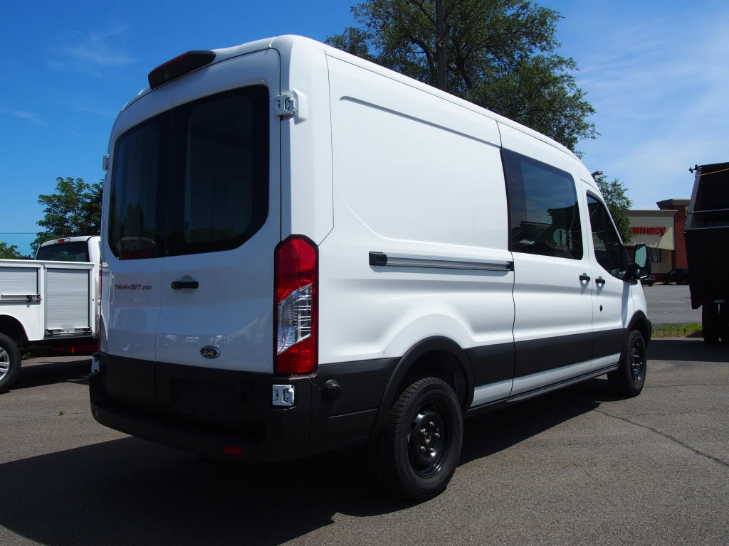 2019 Transit 250 Med Roof 4x2,  Empty Cargo Van #10275T - photo 4