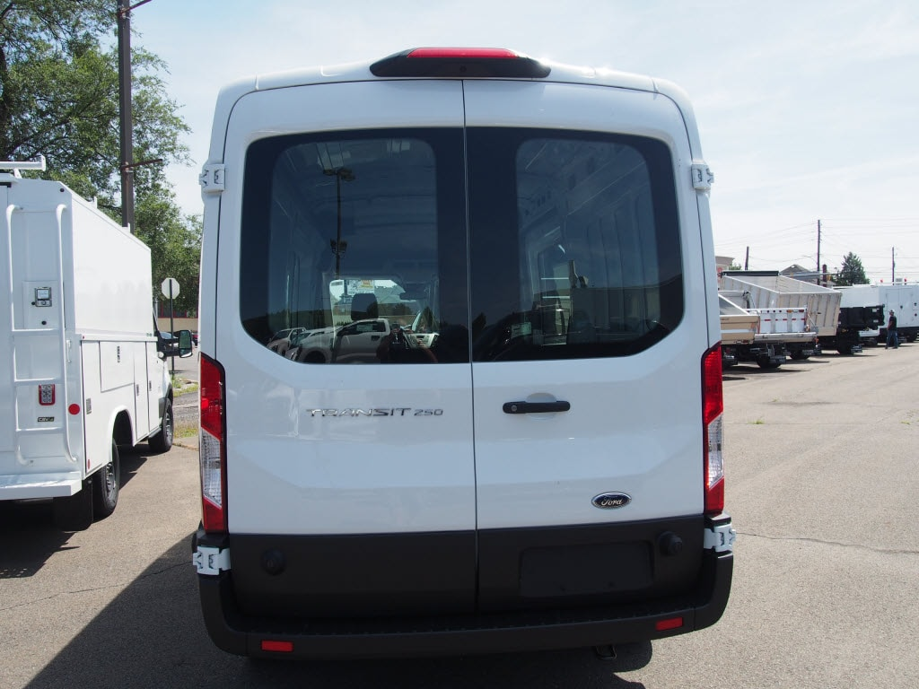 2019 Transit 250 Med Roof 4x2,  Empty Cargo Van #10275T - photo 5