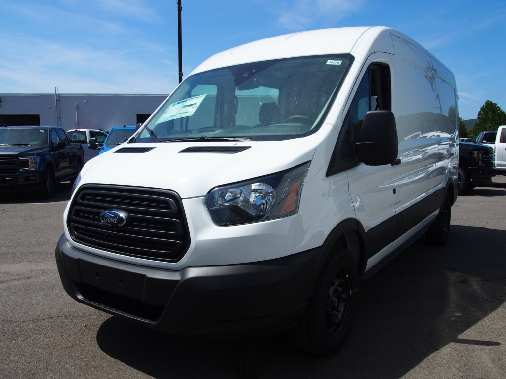 2019 Transit 250 Med Roof 4x2,  Empty Cargo Van #10275T - photo 7