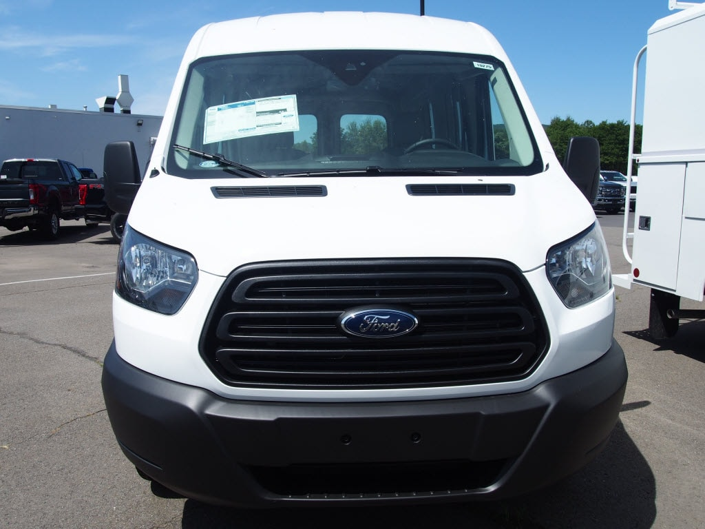 2019 Transit 250 Med Roof 4x2,  Empty Cargo Van #10275T - photo 8