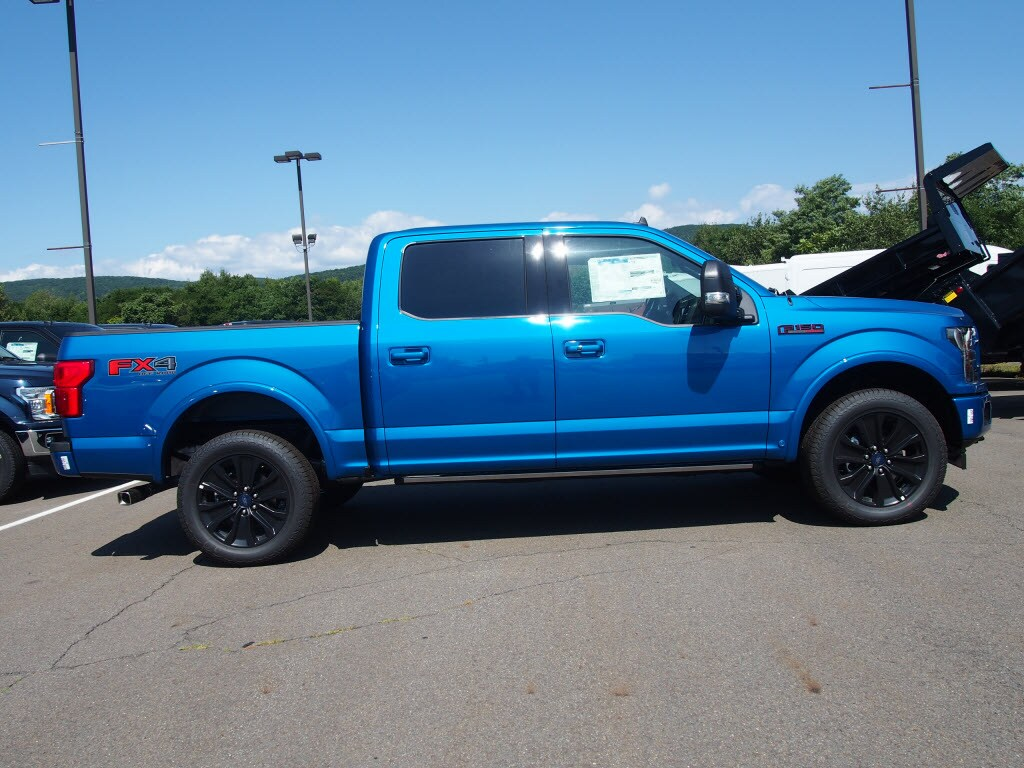 2019 F-150 SuperCrew Cab 4x4,  Pickup #10282T - photo 5