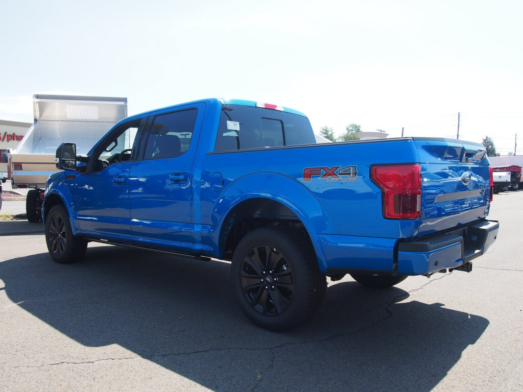 2019 F-150 SuperCrew Cab 4x4,  Pickup #10282T - photo 4