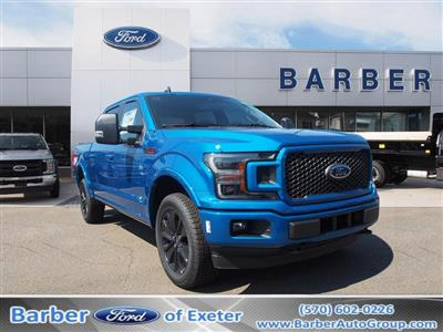 2019 F-150 SuperCrew Cab 4x4,  Pickup #10282T - photo 1