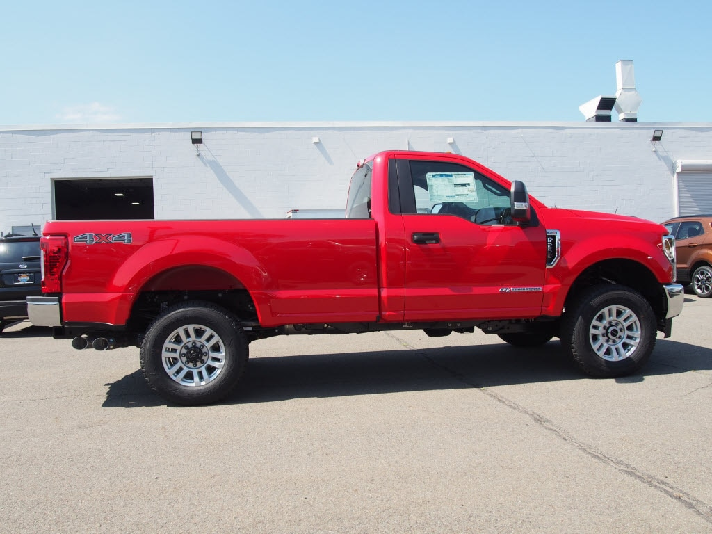 2019 F-250 Regular Cab 4x4, Pickup #10284T - photo 5