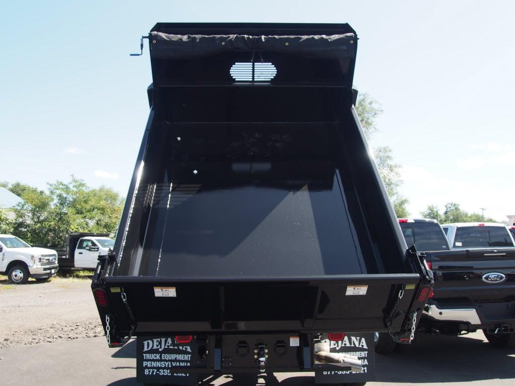 2019 F-550 Regular Cab DRW 4x4, Rugby Eliminator LP Steel Dump Body #10293T - photo 7