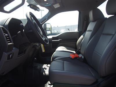2019 F-550 Regular Cab DRW 4x4, Rugby Eliminator LP Steel Dump Body #10293T - photo 15