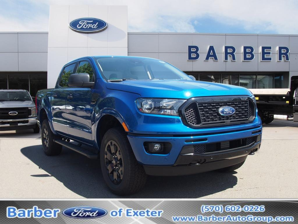 2019 Ranger SuperCrew Cab 4x4, Pickup #10297T - photo 1