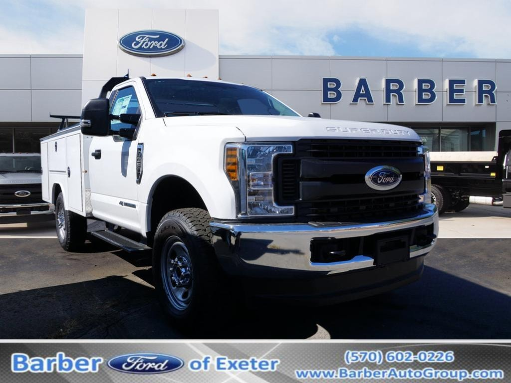 2019 F-350 Regular Cab 4x4, Duramag Service Body #10299T - photo 1