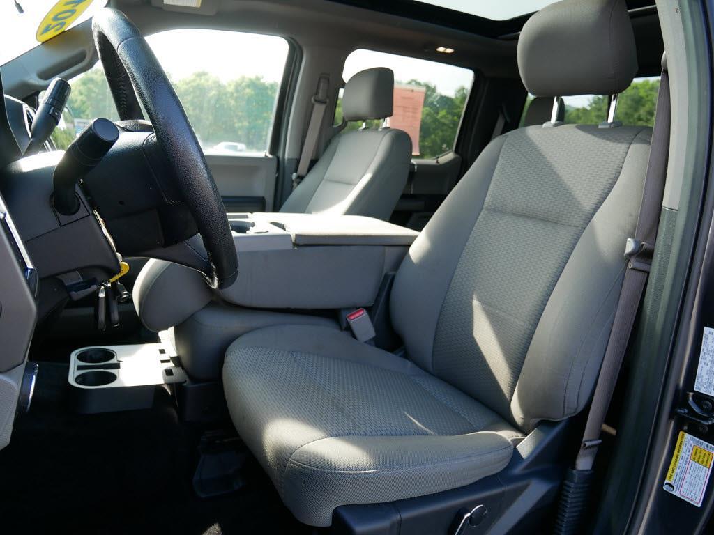 2016 Ford F-150 SuperCrew Cab 4x4, Pickup #10301B - photo 13