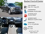 2016 Ford F-150 SuperCrew Cab 4x4, Pickup #10301B - photo 4