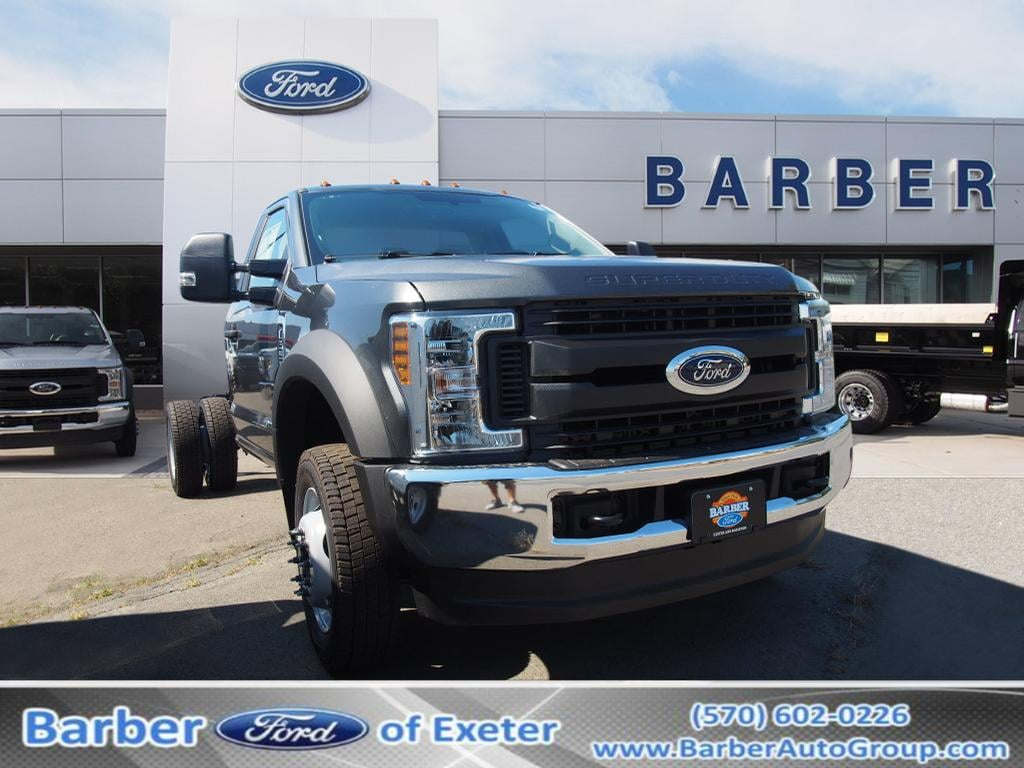 2019 F-550 Regular Cab DRW 4x4, Cab Chassis #10301T - photo 1