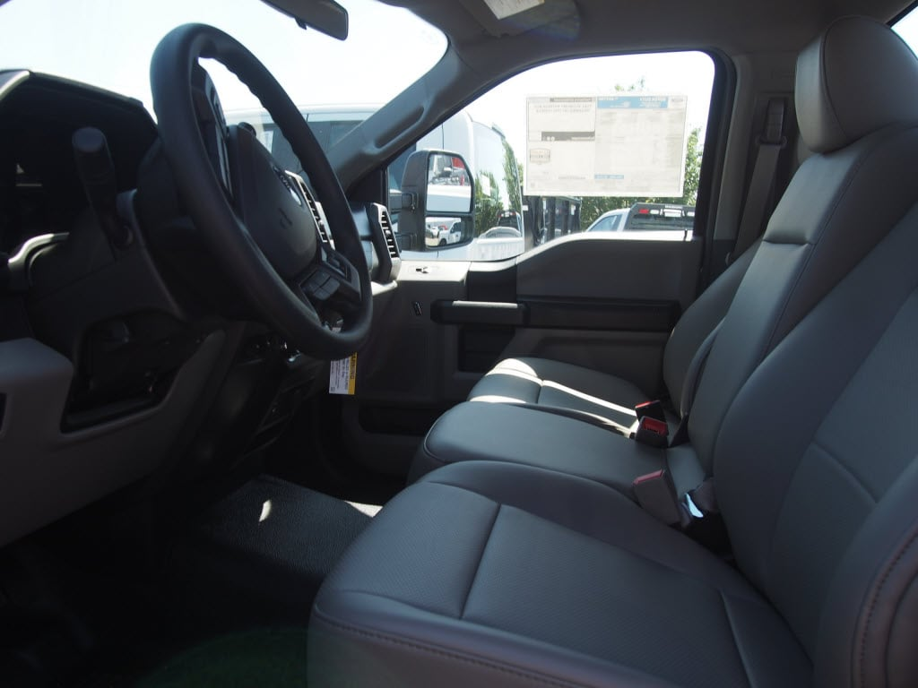 2019 Ford F-550 Regular Cab DRW 4x4, Cab Chassis #10301T - photo 15