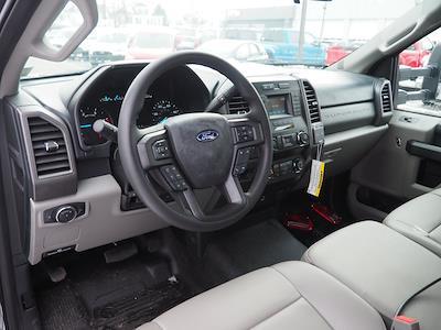 2019 Ford F-550 Regular Cab DRW 4x4, Duramag Platform Body #10301T - photo 10
