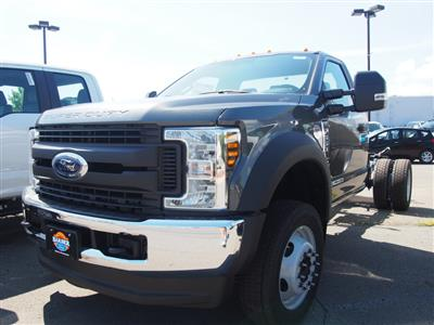 2019 Ford F-550 Regular Cab DRW 4x4, Cab Chassis #10301T - photo 4