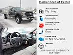 2019 Ford F-550 Regular Cab DRW 4x4, Duramag Platform Body #10301T - photo 4