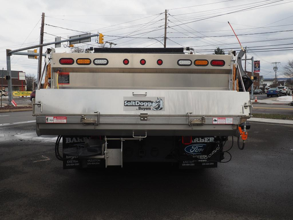 2019 Ford F-550 Super Cab DRW 4x4, Duramag Dump Body #10304T - photo 6