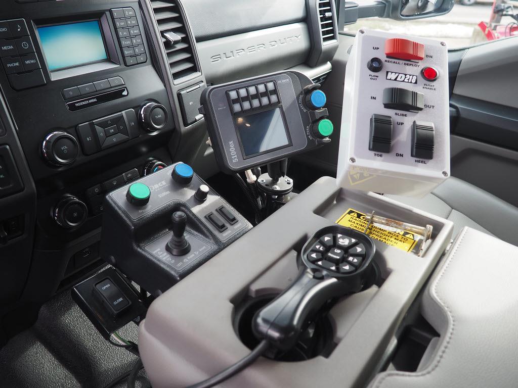 2019 Ford F-550 Super Cab DRW 4x4, Duramag Dump Body #10304T - photo 10