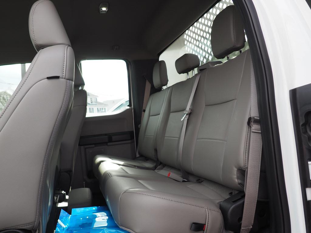 2019 Ford F-550 Super Cab DRW 4x4, Duramag Dump Body #10304T - photo 13
