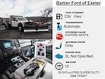 2019 Ford F-550 Super Cab DRW 4x4, Duramag Dump Body #10304T - photo 3