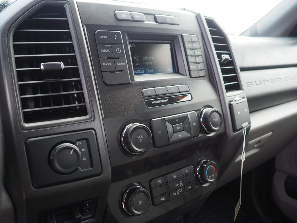 2019 Ford F-550 Regular Cab DRW 4x4, Knapheide Value-Master X Stake Bed #10308T - photo 11