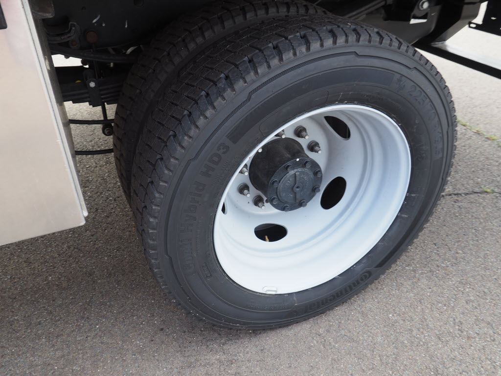 2019 Ford F-550 Regular Cab DRW 4x4, Knapheide Value-Master X Stake Bed #10308T - photo 12