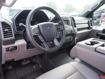 2019 Ford F-550 Regular Cab DRW 4x4, Knapheide Value-Master X Stake Bed #10308T - photo 10
