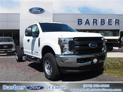 2019 F-350 Super Cab 4x4, Cab Chassis #10320T - photo 1