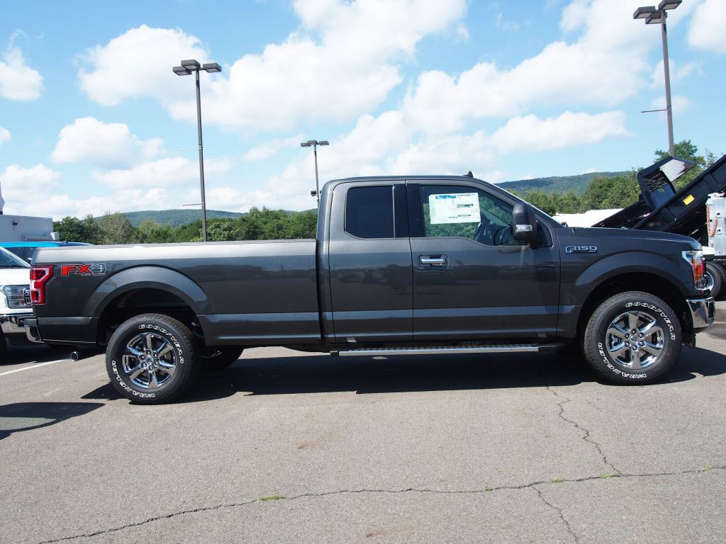 2019 F-150 Super Cab 4x4,  Pickup #10323T - photo 3