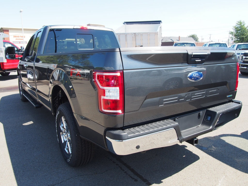 2019 F-150 Super Cab 4x4,  Pickup #10323T - photo 5