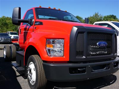 2019 Ford F-650 Regular Cab DRW RWD, Switch N Go Drop Box Hooklift Body #10329T - photo 5