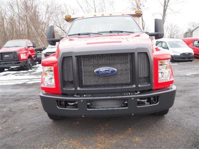 2019 Ford F-650 Regular Cab DRW 4x2, Switch N Go Drop Box Hooklift Body #10329T - photo 11