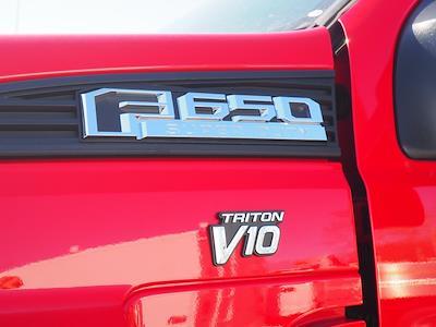 2019 Ford F-650 Regular Cab DRW 4x2, Switch N Go Drop Box Hooklift Body #10329T - photo 26