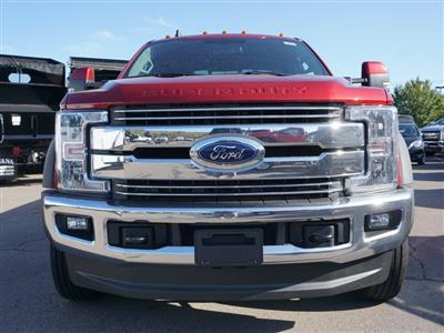 2019 F-550 Super Cab DRW 4x4, M H EBY Platform Body #10342T - photo 3