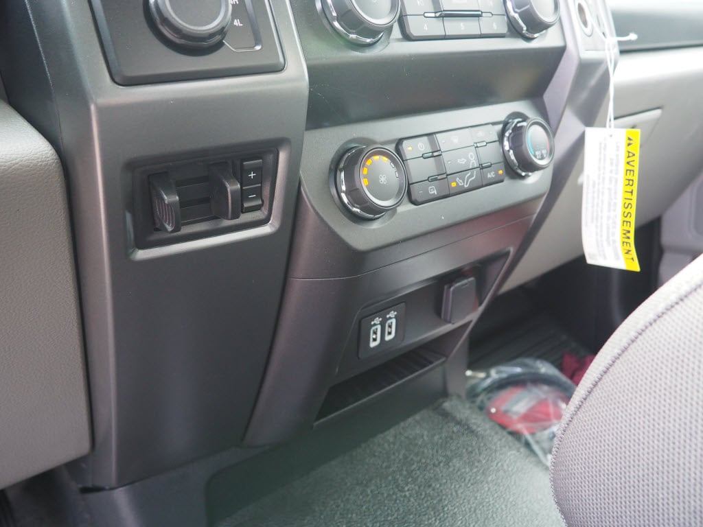 2019 Ford F-550 Regular Cab DRW 4x4, M H EBY Big Country Platform Body #10344T - photo 12