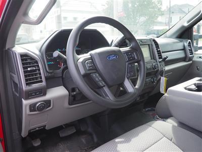 2019 Ford F-550 Regular Cab DRW 4x4, M H EBY Big Country Platform Body #10344T - photo 10