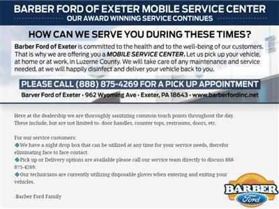 2019 Ford F-550 Regular Cab DRW 4x4, M H EBY Big Country Platform Body #10344T - photo 16