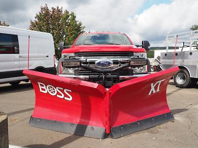 2019 Ford F-550 Regular Cab DRW 4x4, M H EBY Big Country Platform Body #10344T - photo 2