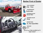 2019 Ford F-550 Regular Cab DRW 4x4, M H EBY Big Country Platform Body #10344T - photo 3