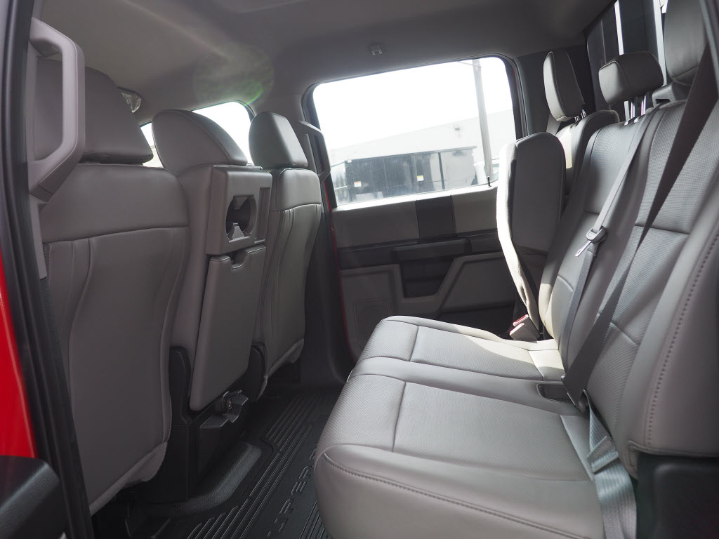 2019 Ford F-550 Crew Cab DRW 4x4, Duramag Aluminum Landscape Dump #10357T - photo 12