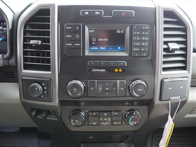 2019 Ford F-550 Crew Cab DRW 4x4, Duramag Aluminum Landscape Dump #10357T - photo 11
