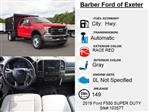 2019 Ford F-550 Crew Cab DRW 4x4, Duramag Aluminum Landscape Dump #10357T - photo 4