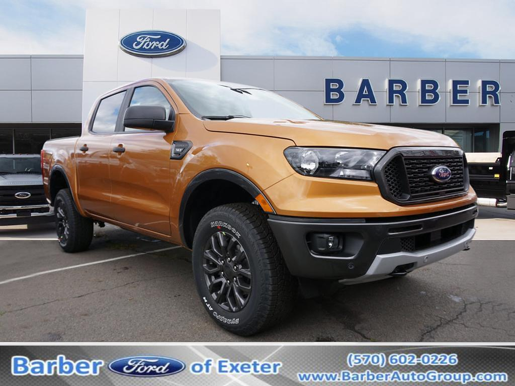 2019 Ranger SuperCrew Cab 4x4, Pickup #10358T - photo 1