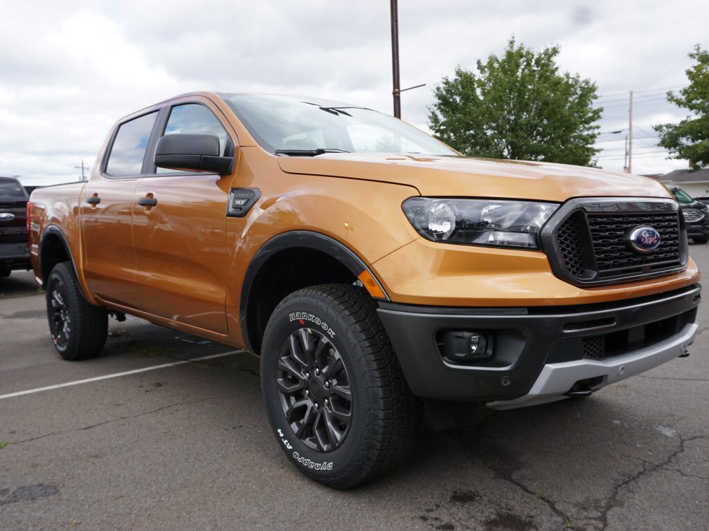 2019 Ranger SuperCrew Cab 4x4, Pickup #10358T - photo 3