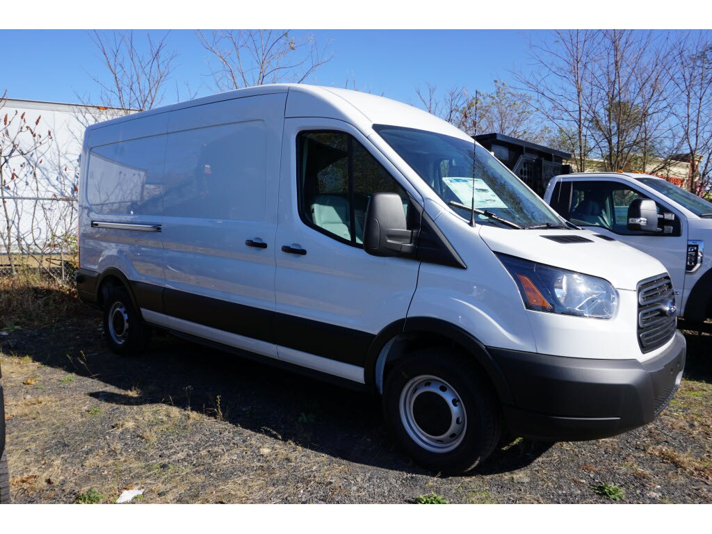 2019 Transit 250 Med Roof 4x2,  Empty Cargo Van #10373T - photo 6